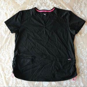 KOI lite nursing scrubs uniforms size XL